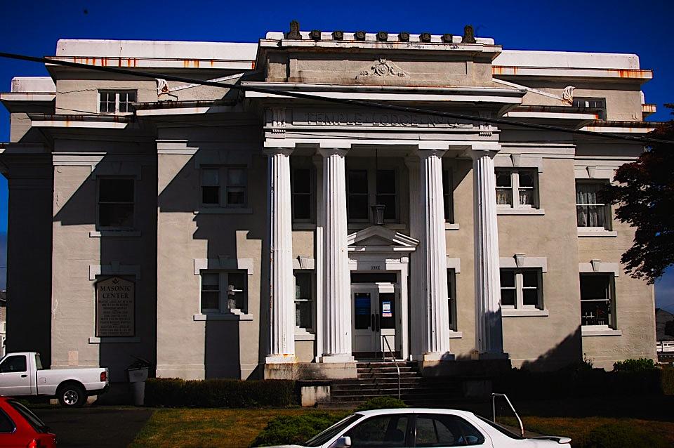 Seaport Lodge No. 7 in Astoria