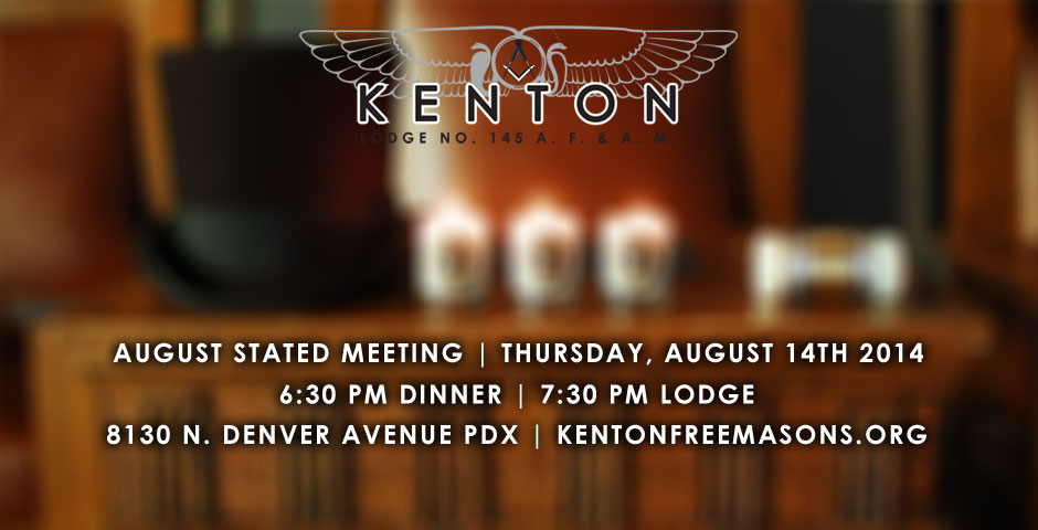 August Stated Meeting