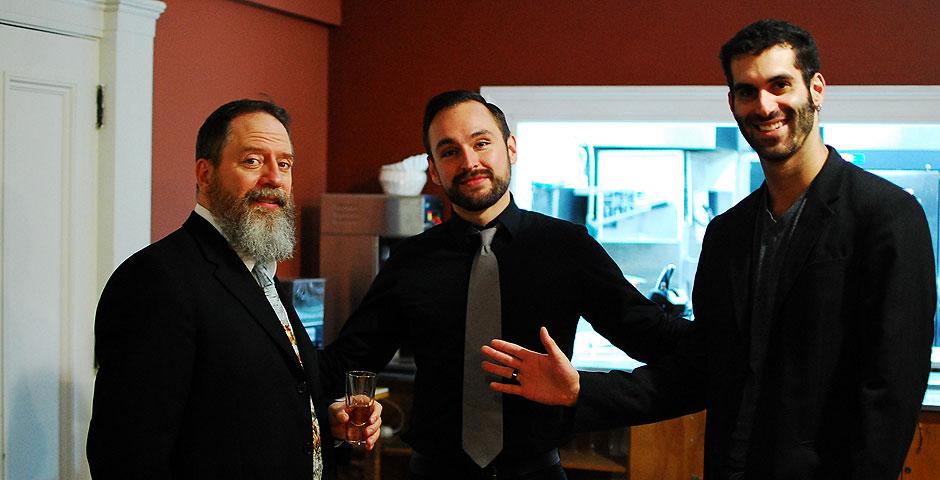 Leo Nick and Tim