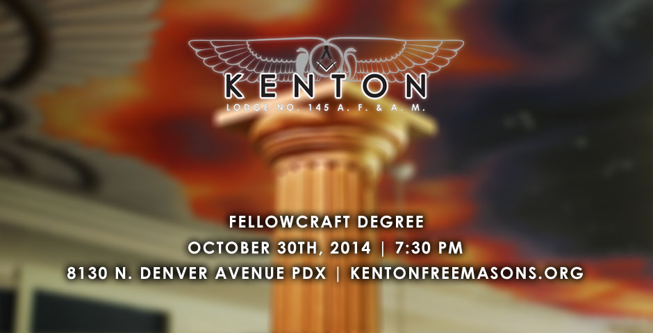Fellowcraft Degree - Jeff Bowman