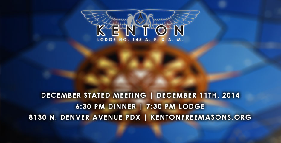 December Stated Meeting