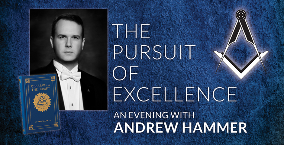 Andrew Hammer - The Pursuit of Excellence
