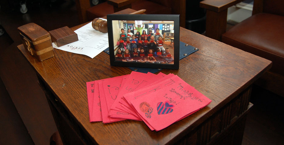 Astor Elementary School Photo and Thank-You Cards