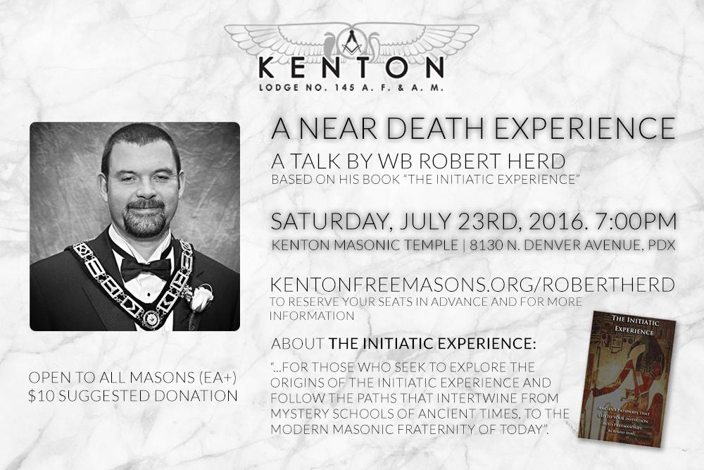 Robert Herd at Kenton Lodge