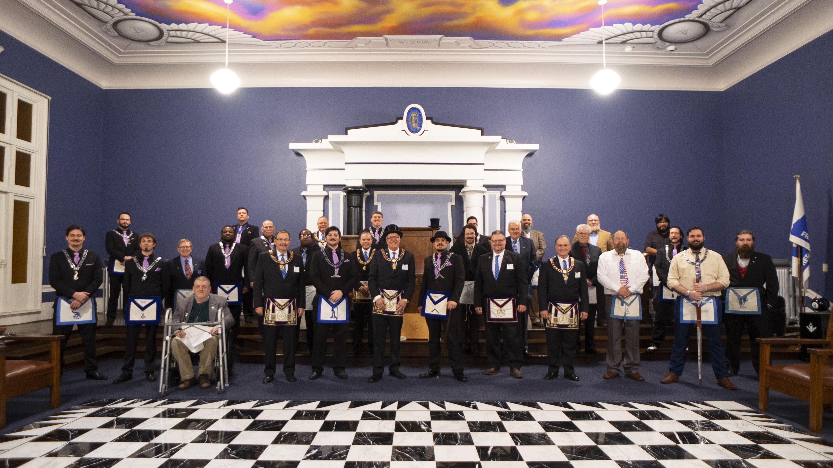 grandmasters visitation - official pose